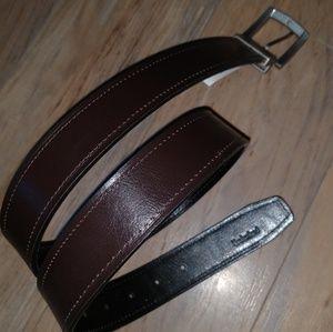 Timberland Reversible Leather Belt
